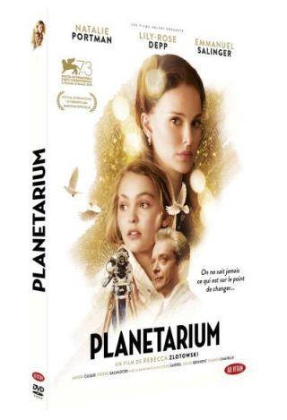 Planétarium | Zlotowski, Rebecca (1980-....). Metteur en scène ou réalisateur