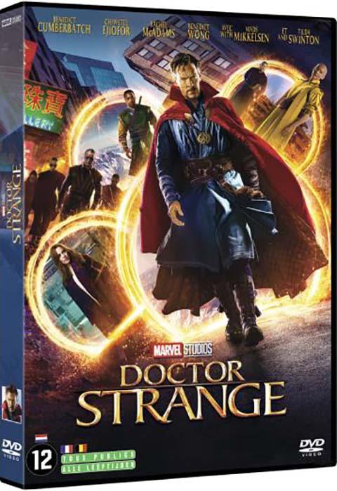 Doctor Strange | Derrickson, Scott. Metteur en scène ou réalisateur