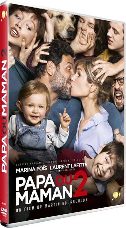 Papa ou maman 2 | Bourboulon, Martin. Metteur en scène ou réalisateur