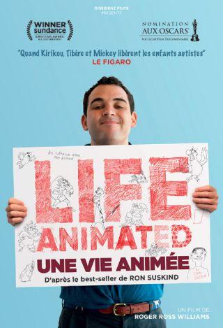 Life Animatied : Une vie animée = Life Animated | Ross Williams, Roger. Metteur en scène ou réalisateur