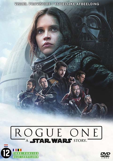 Star Wars - Rogue one. Star wars story. DVD / Gareth Edwards (II), réal. | Edwards (II), Gareth. Monteur