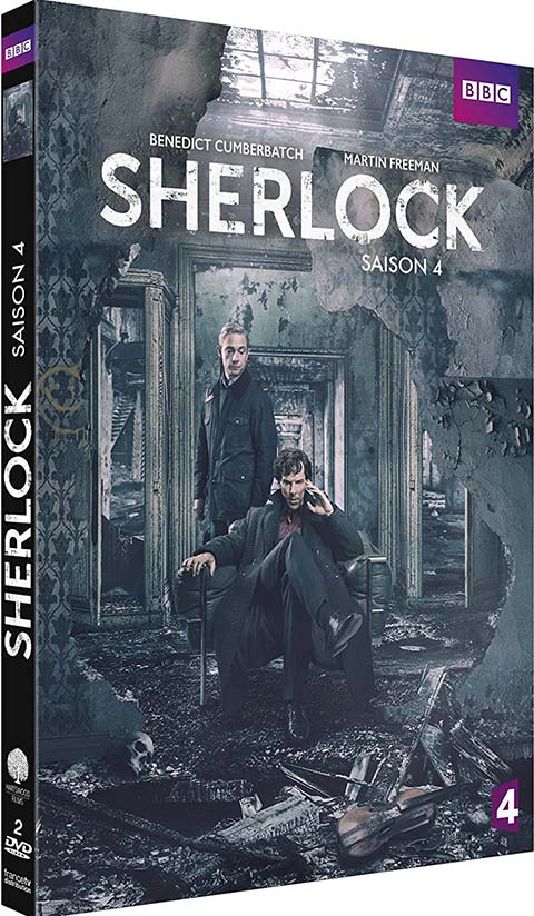 Sherlock : 2 DVD = Sherlock   Talalay, Rachel. Réalisateur