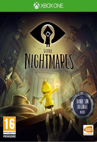 Little nightmares : jeu Xbox One |