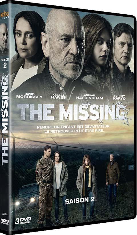 The Missing / Ben Chanan, réal. ; Tcheky Karyo, David Morrissey, Keeley Hawes, [ et al ] act. |