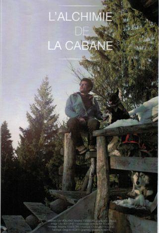 L'Alchimie de la cabane . DVD / Léo Violland, Maxime Teissedre, réal.    Violland , Léo . Metteur en scène ou réalisateur