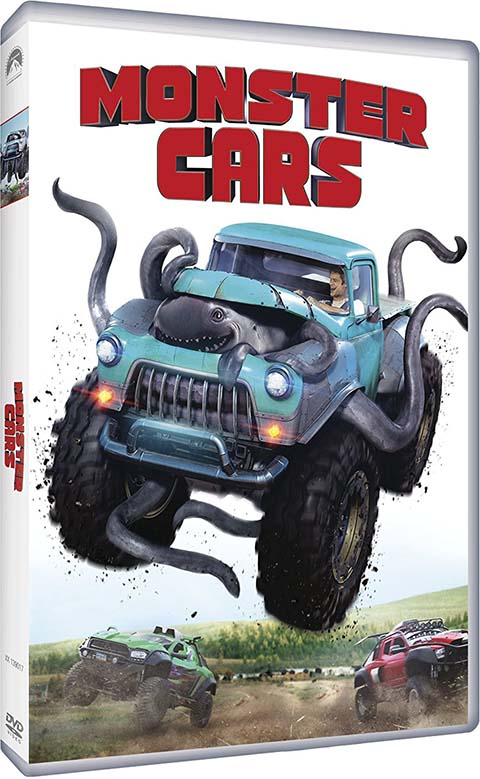 Monster Cars = Monster Trucks | Wedge, Chris. Réalisateur