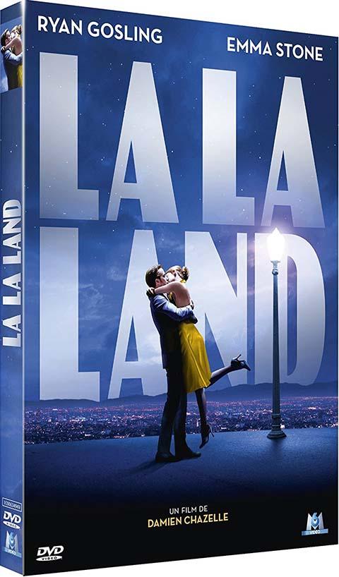 La La Land. DVD / Damien Chazelle, réal. | Chazelle, Damien. Monteur. Scénariste