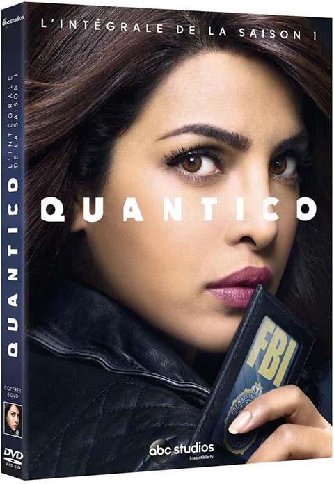 Quantico : Saison 1 : épisodes 8 à 15 | Safran , Joshua . Auteur. Scénariste