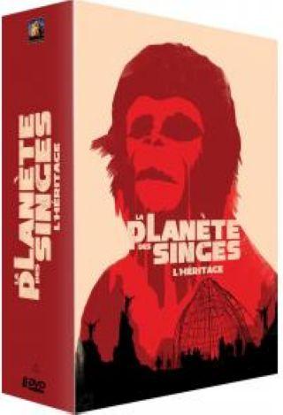 La Planète des Singes = Planet of the Apesf