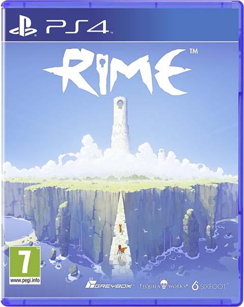 Rime-PS4 : PS4 |