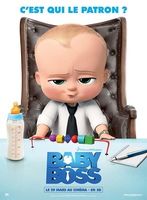 Baby Boss = The Boss Baby | McGrath, Tom. Metteur en scène ou réalisateur