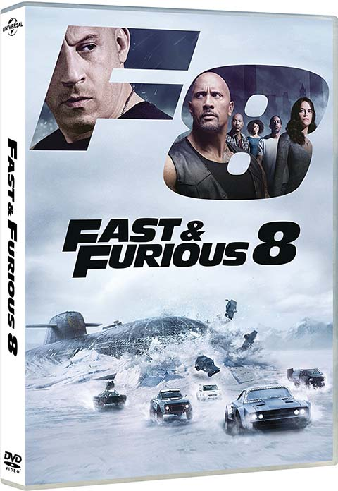 Fast & Furious - 8. DVD = The Fate of the Furious / F. Gary Gray, réal. | Gary Gray, F.. Metteur en scène ou réalisateur