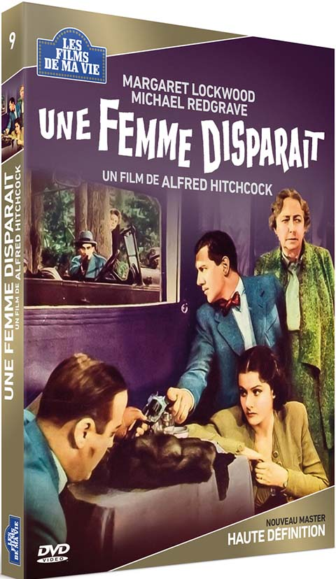 Une Femme disparaît = The Lady Vanishes | Hitchcock, Alfred. Monteur