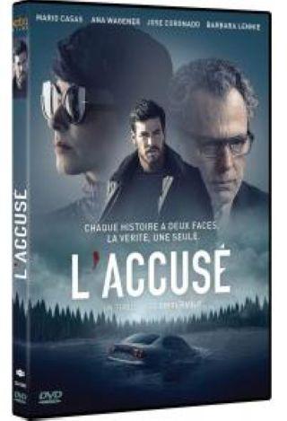 L'Accusé / Film de Oriol Paulo  | Paulo, Oriol. Metteur en scène ou réalisateur. Scénariste