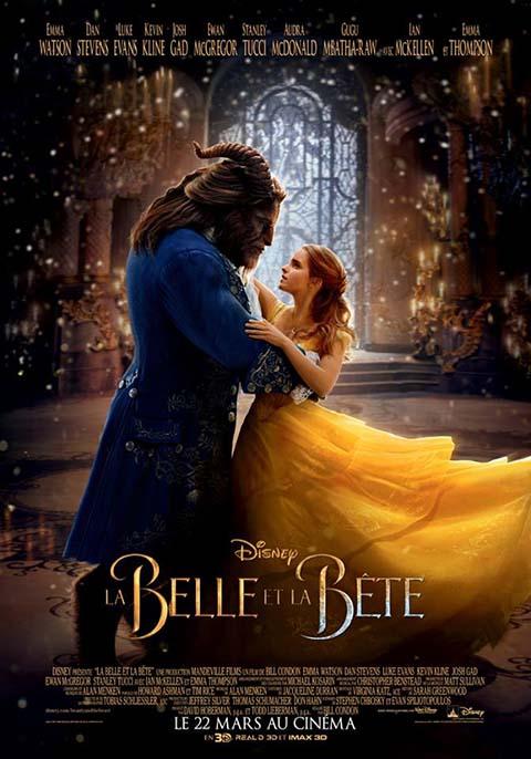 La Belle et la Bête. DVD = Beauty and the Beast / Bill Condon, réal. | Condon, Bill. Metteur en scène ou réalisateur