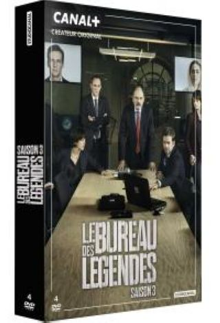 Le Bureau des légendes / Eric Rochant, réal. ; Mathieu Kassovitz, Jean-Pierre Darroussin, Jonathan Zaccaï, Pauline Etienne, et al., act.  