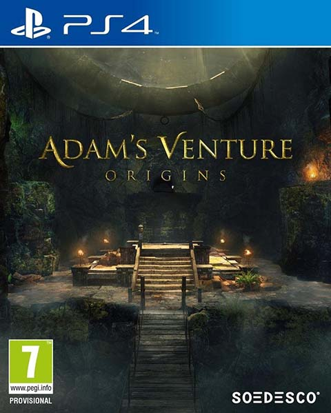Adam's Venture - Origins : jeu PS4 |