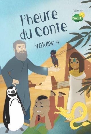 L'Heure du conte. Volume 4