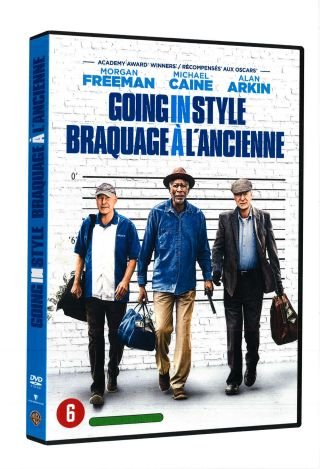Braquage à l'ancienne = Going in Style