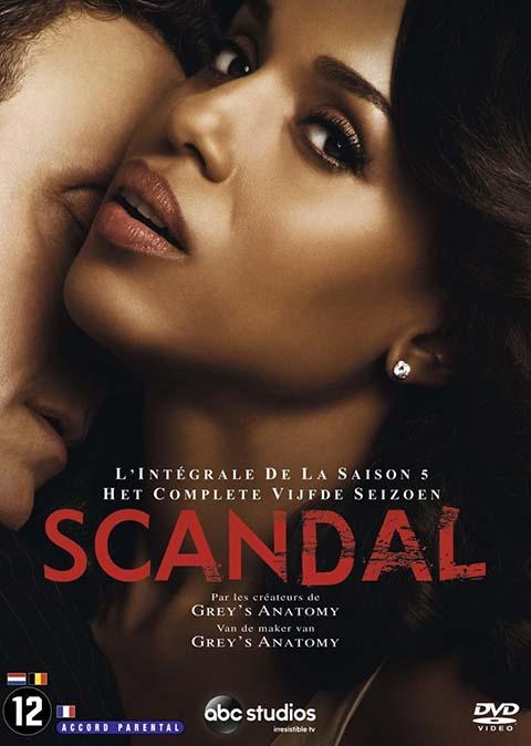 Scandal : Scandal. Saison 5 ; Episodes 13 à 22