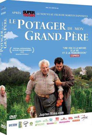 Le Potager de mon grand-père . DVD / Martin Esposito, réal.  | Esposito , Martin . Compositeur