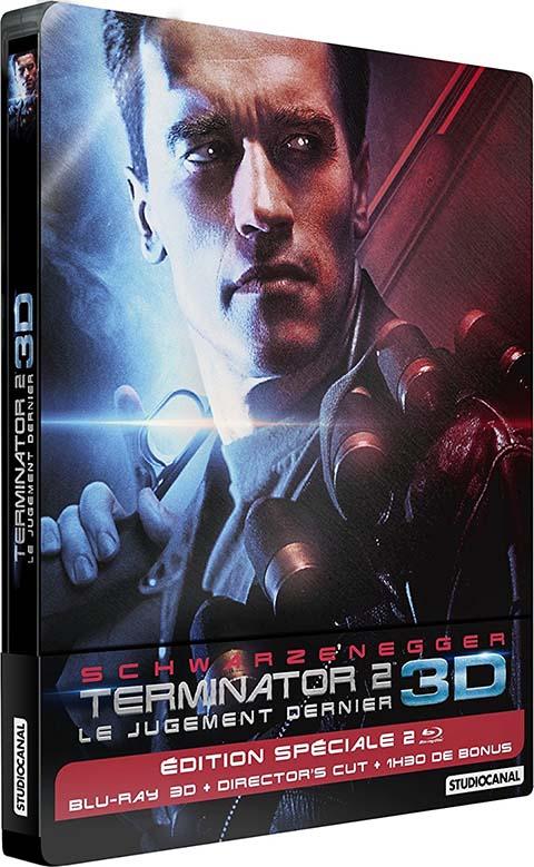 Terminator 2 : Le Jugement dernier = Terminator 2 : Judgment Day / James Cameron | Cameron, James. Metteur en scène ou réalisateur. Scénariste
