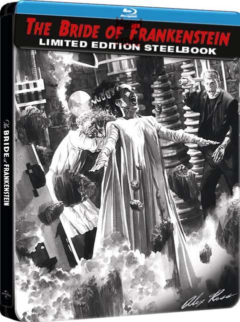 Fiancée de Frankenstein (La) = The Bride of Frankenstein  