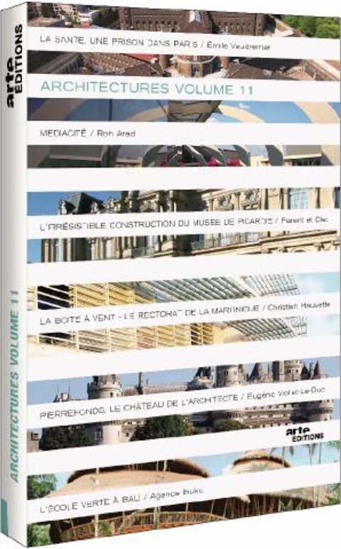 Architectures. Volume 11 = Architectures | Neumann, Stan. Metteur en scène ou réalisateur