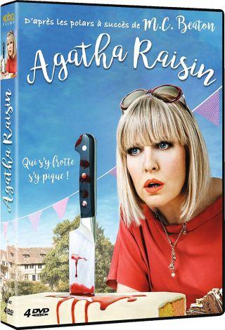 Agatha Raisin 1 Saison 1. DVD / Geoffrey Sax, Roberto Bangura, Paul Harrison, réal. | Sax, Geoffrey. Metteur en scène ou réalisateur