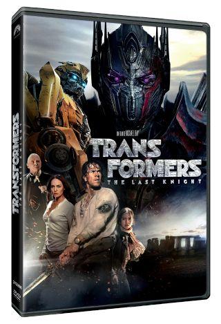 Transformers 5. DVD : The Last Knight = Transformers: The Last Knight / Michael Bay, réal. | Bay, Michael. Metteur en scène ou réalisateur