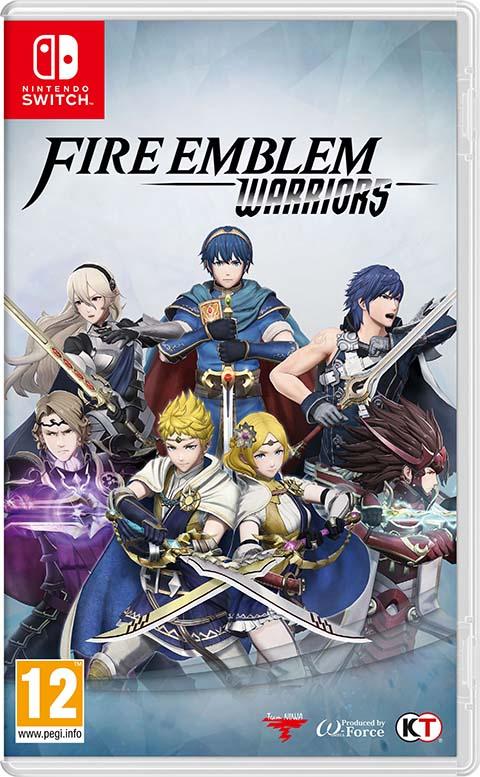 Fire Emblem : Warriors / Koei Techmo | Koei Techmo. Éditeur commercial