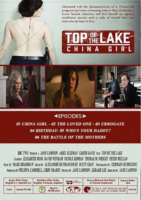 Top of the Lake. Saison 2, China girl | Campion, Jane. Antécédent bibliographique