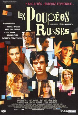 Les Poupées russes   Klapisch, Cédric (1961-....), réalisateur, scénariste