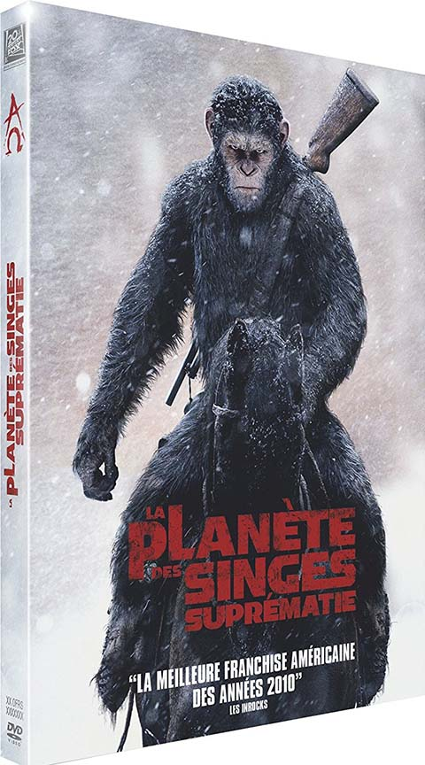 Planète des singes (La) : Suprématie = War for the Planet of the Apes | Reeves, Matt. Monteur