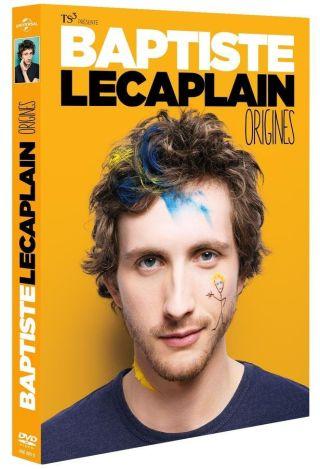 Baptiste Lecaplain : Origines = Baptiste Lecaplain - Origines | Maingon, Xavier. Metteur en scène ou réalisateur