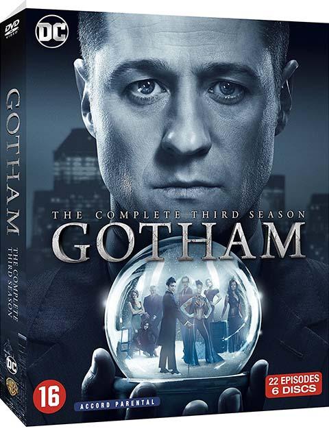 """Afficher """"Gotham : Saison 3"""""""