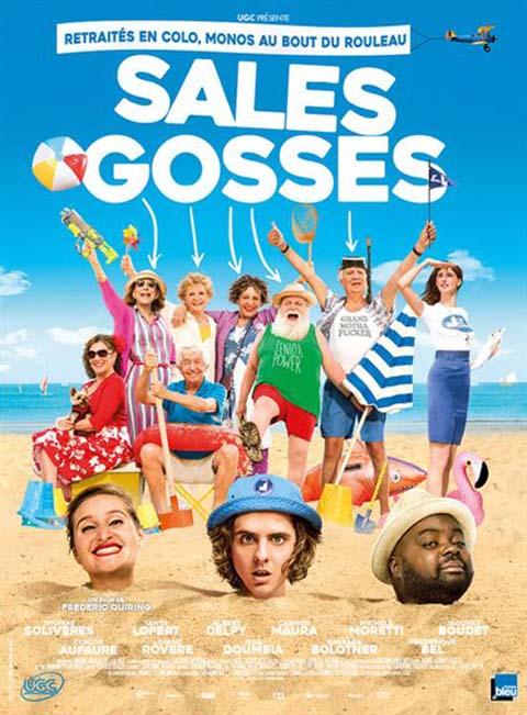 Sales Gosses. DVD / Frédéric Quiring, réal. | Quiring, Frédéric. Metteur en scène ou réalisateur. Scénariste