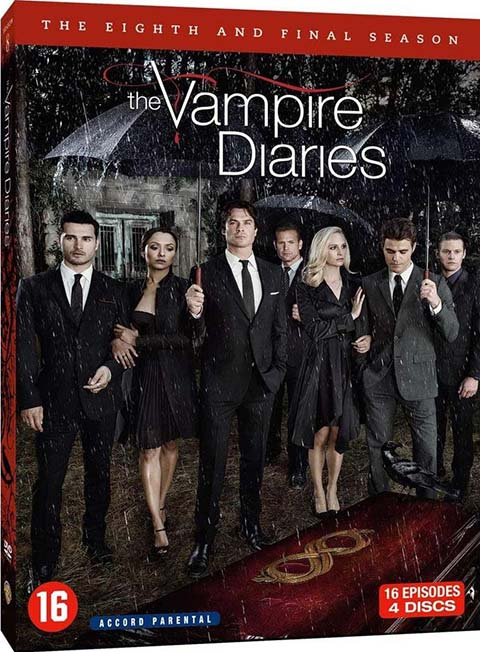 The Vampire Diaries : 3 DVD = The Vampire Diaries |