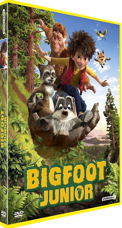 Bigfoot Junior | Degruson, Jeremy. Metteur en scène ou réalisateur
