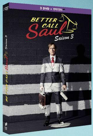 Better Call Saul : saison 3. Saison 3 = Better Call Saul | Gilligan, Vince. Antécédent bibliographique