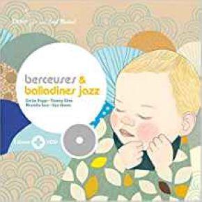 Anthologie : Berceuses et balladines jazz / Ceilin Poggi, voix, réalisation artistique et arrangts |
