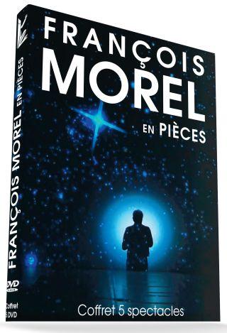 François Morel en pièces : 5 spectacles | Morel, François (1959-....). Monteur