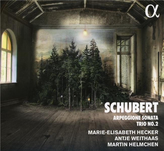 Schubert: arpeggione sonata, trio N°2