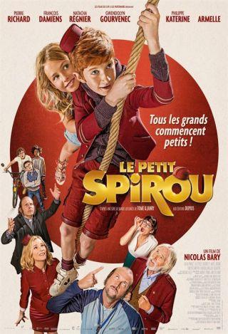 Petit Spirou (Le). DVD / Nicolas Bary, réal.  | Bary, Nicolas. Metteur en scène ou réalisateur