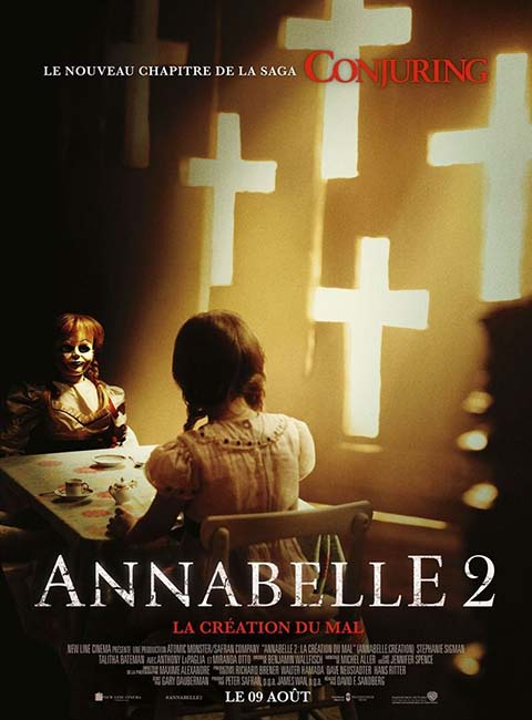 Annabelle 2 : Création | Sandberg, David F., réalisateur