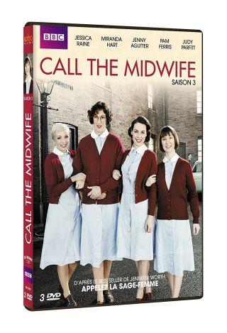 Call the midwife : SOS sages-femmes / Philippa Lowthorpe, [et al ] réal. ; Vanessa Redgrave, Jessica Raine, Pam Ferris, [et al ], act. |