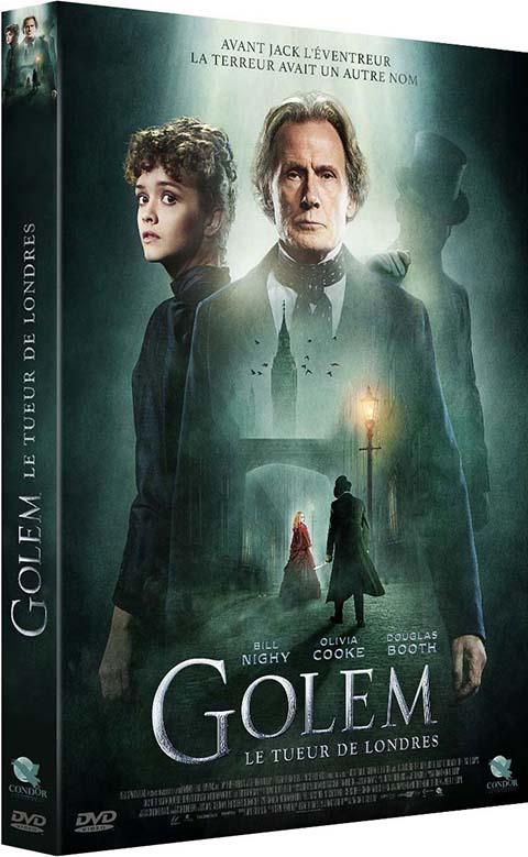 Golem, le tueur de Londres . DVD = The Limehouse Golem / Juan Carlos Medina, réal.  | Carlos Medina , Juan . Metteur en scène ou réalisateur