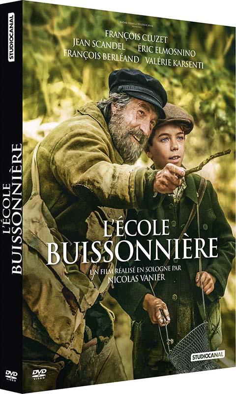 Ecole buissonnière (L') | Vanier, Nicolas (1962-....). Metteur en scène ou réalisateur