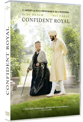 Confident royal = Victoria and Abdul | Frears, Stephen. Monteur