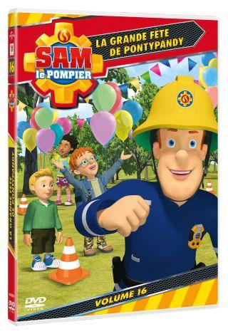Sam le Pompier. Volume 16, La Grande Fête de Pontypandy